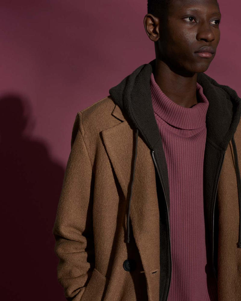 Saturdays NYC Fall Winter 2018 Lookbook collection outerwear shirts pants