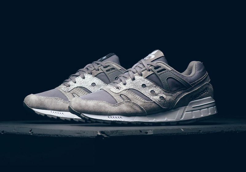 0875f0e6d4bd Saucony Grid SD Garden District Pack Release Date Info Sneakers purple grey  Shoes Footwear
