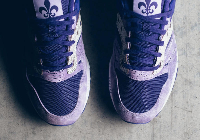 Saucony Grid SD Garden District Pack Release Date Info Sneakers purple grey Shoes Footwear