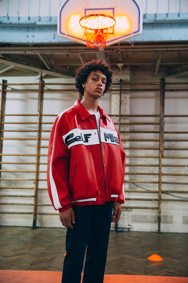 SELF MADE Spring Summer 2019 Lookbook sergio tacchini Gianfranco Villegas collection
