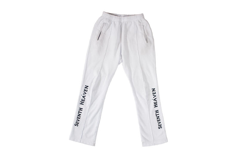 SEVENTH HEAVEN Wasted Youth NUBIAN Pop-Up Capsule Long sleeve Short T Short Sweater Sweatpants John Ross Verdy Interlockshorts
