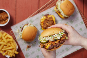 Shake Shack Introduces New BBQ Pulled Pork Burger