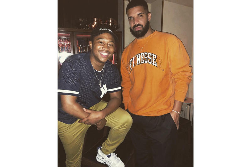 Shiggy Confronts Drake 'in My Feelings' Money Instagram Video TheShiggyShow ChampagnePapi Will Smith Odell Beckham Jr