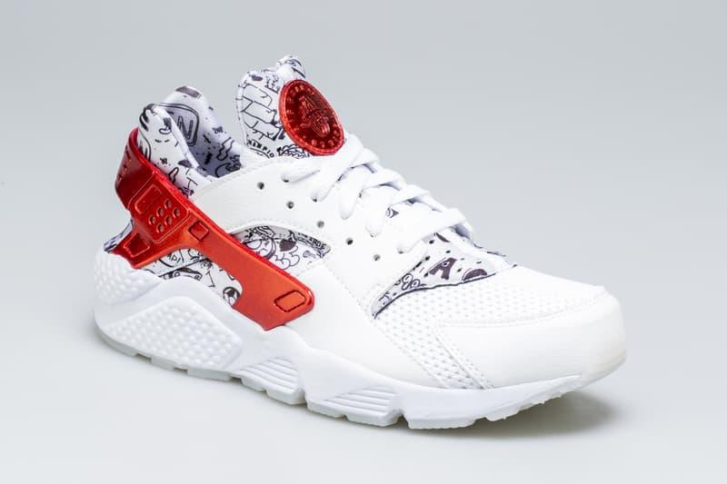 sale retailer 2e59f 22c08 Shoe Palace 25th Anniversary Nike Air Huarache | HYPEBEAST