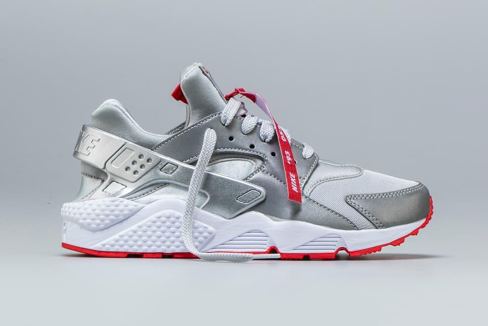 Shoe Palace Unveils Exclusive Nike Air Huarache Zip