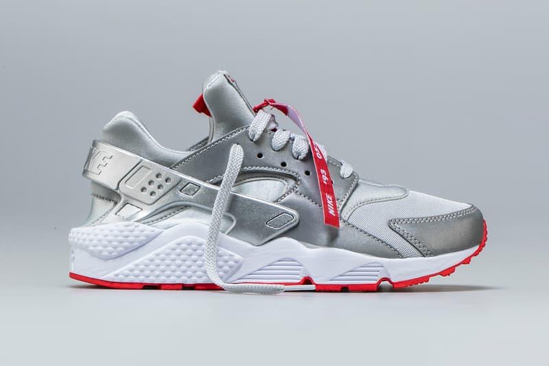 tráfico Relativamente De alguna manera  Shoe Palace Unveils Nike Air Huarache Zip Release Date | HYPEBEAST