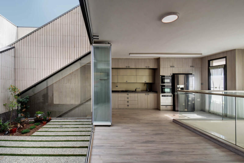 Silence House by First Design Studio Houses Homes Modern Interior Exterior Isfahan Iran Design