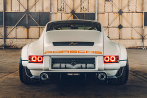 Get Up Close With Singer & Williams's $1.8M USD Customized Porsche 911