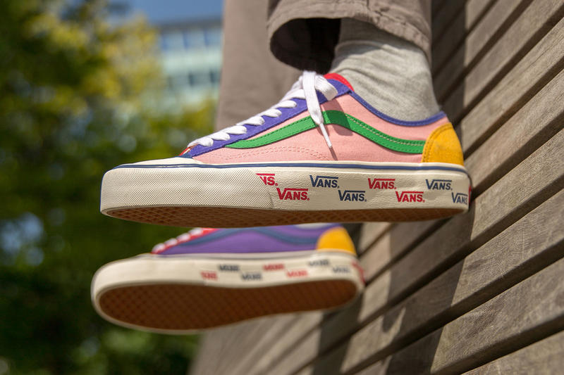 2c76720e5a size  vans style 36 patchwork collaboration july 27 2018 drop release date  buy purchase sale