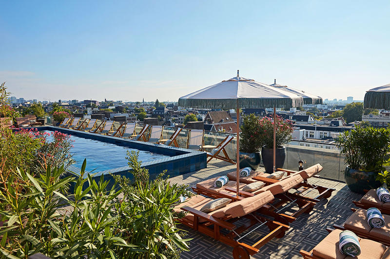First Look New Soho House Amsterdam