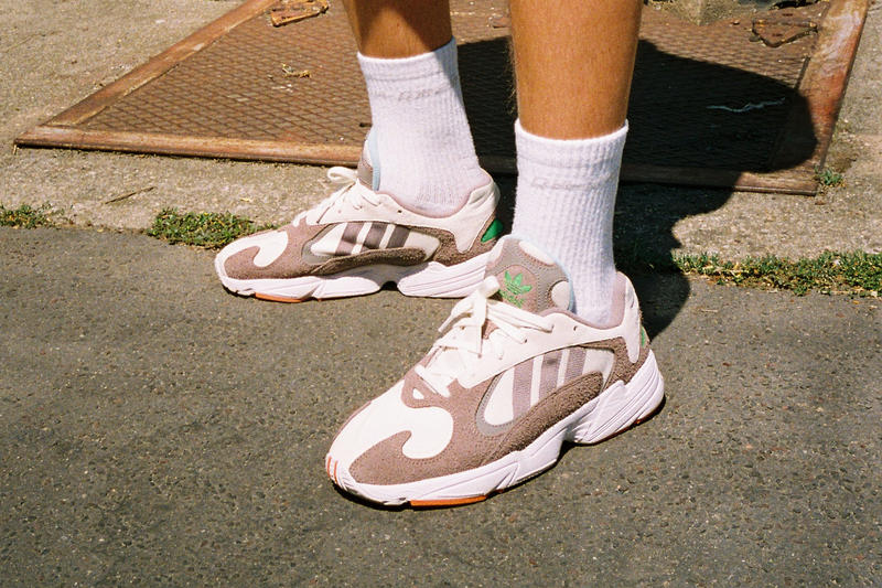 Solebox x adidas Yung-1 First Look sneaker collaboration solebox berlin