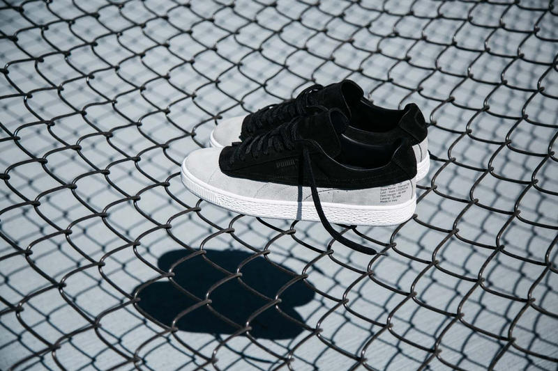 STAMPD PUMA 88-18 Official Look Release Date Chris Stamp sneaker silhouette suede collaboration july 28 2018 august 4 drop release date buy purchase sale sell black grey 50 anniversary
