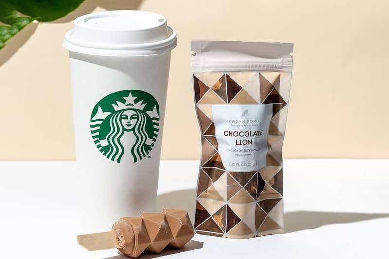Los Angeles Starbucks 3D Vegan Ice Cream Dream Pops