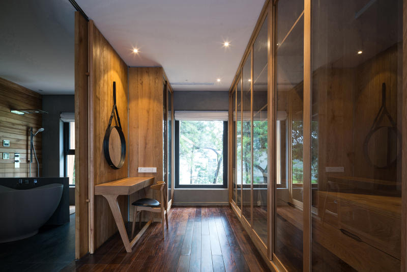 Teak House Pham Thanh Huy Vietnam Architecture Homes Houses Modern Interior Exterior Design