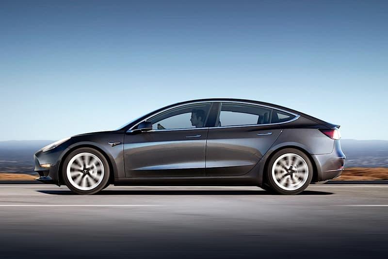 Tesla Model 3 Target Hit