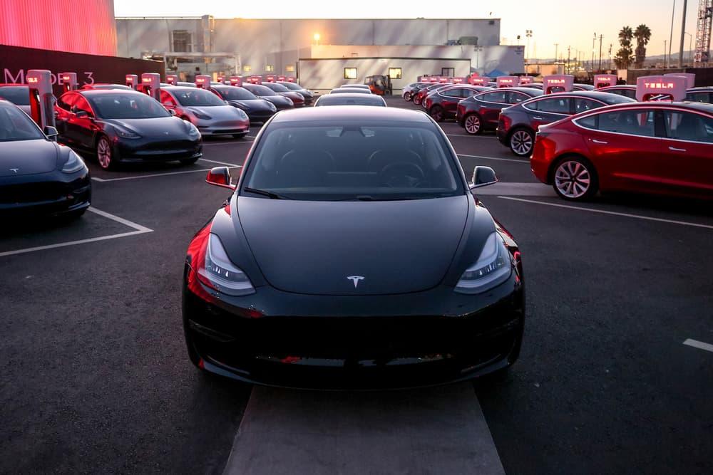 Tesla Model 3 Production 5000 Units Cars Elon Musk