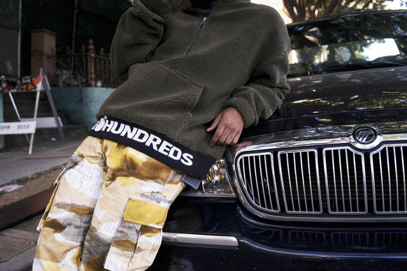 The hundreds fall 2018 lookbook collection drop release date august 2 2018 info winter