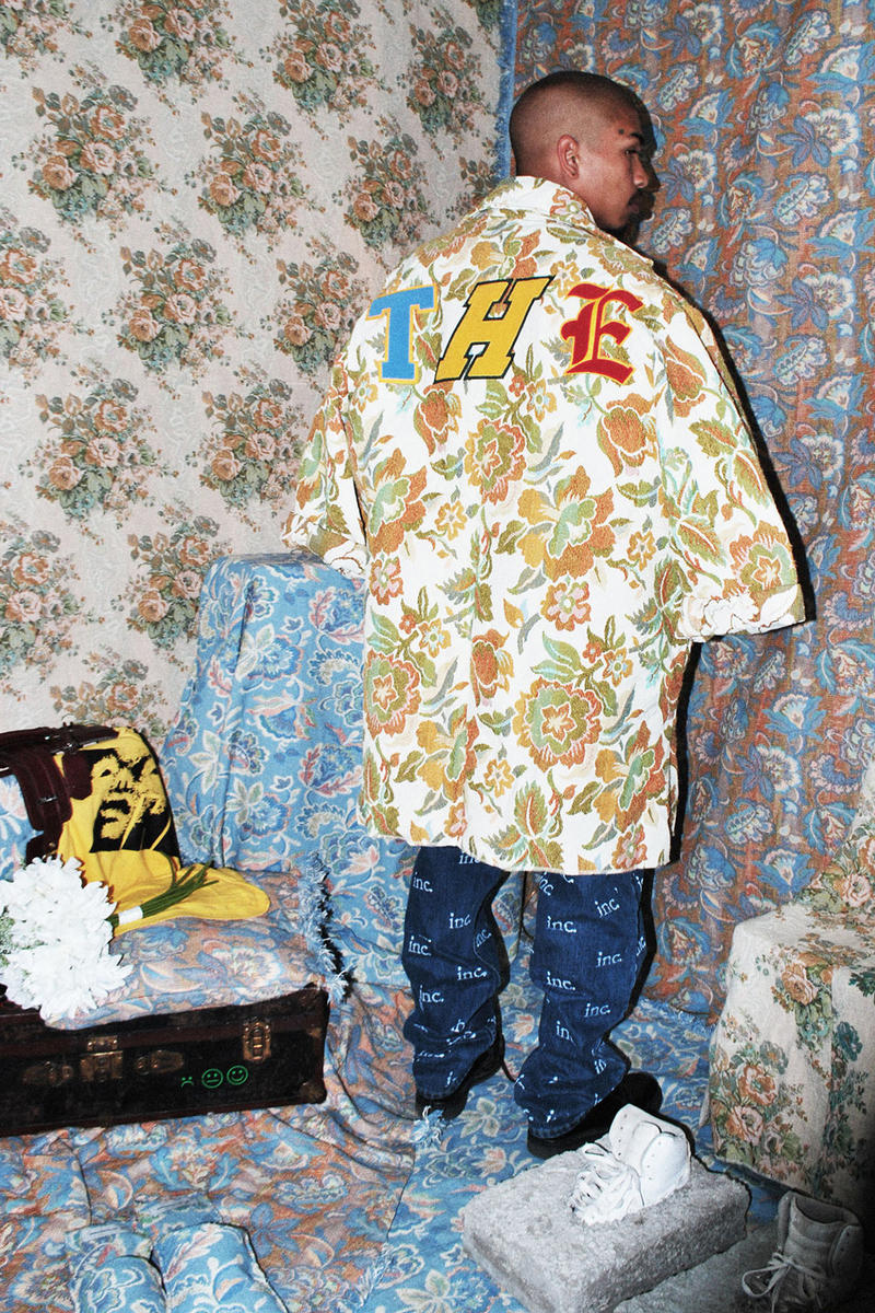 The Incorporated Collection 6 The Cement Shoe Hotel spring summer 2019 lookbook release date info drop