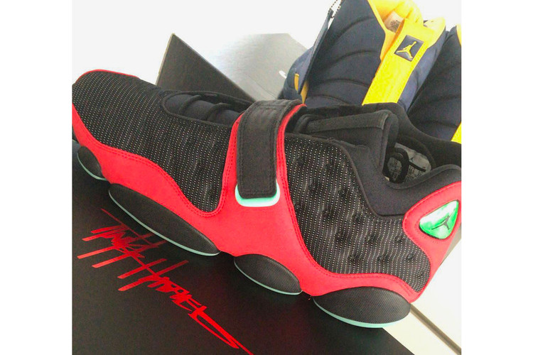 san francisco 42706 e4784 Tinker Hatfield-Designed Air Jordan 13 Surfaces in