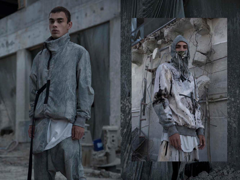 Tobias Birk Nielsen Spring Summer 2019 Collection The Survivalist Lookbook