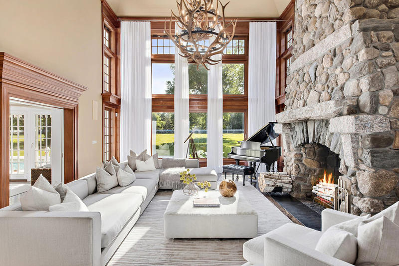 Tommy Hilfiger's Former Home Listed for $6.75 Million ... on ralph lauren furniture, michael kors furniture, pierre cardin furniture, dior furniture,