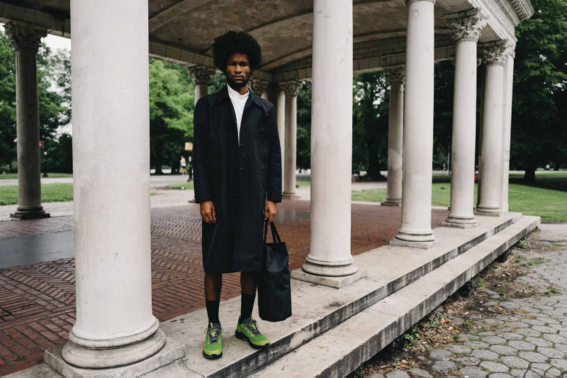 Tourist Studios Spring/Summer 2019 Lookbook Lookbooks Release Information Opening Ceremony Tailoring Athletic Shorts Suit
