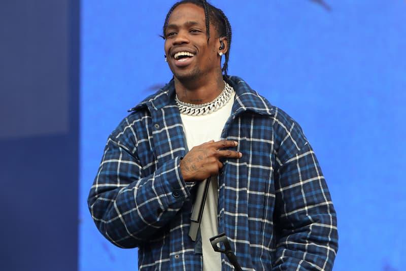Travis Scott Kid Cudi Kanye West Kids See Ghosts GQ Interview Kylie Jenner