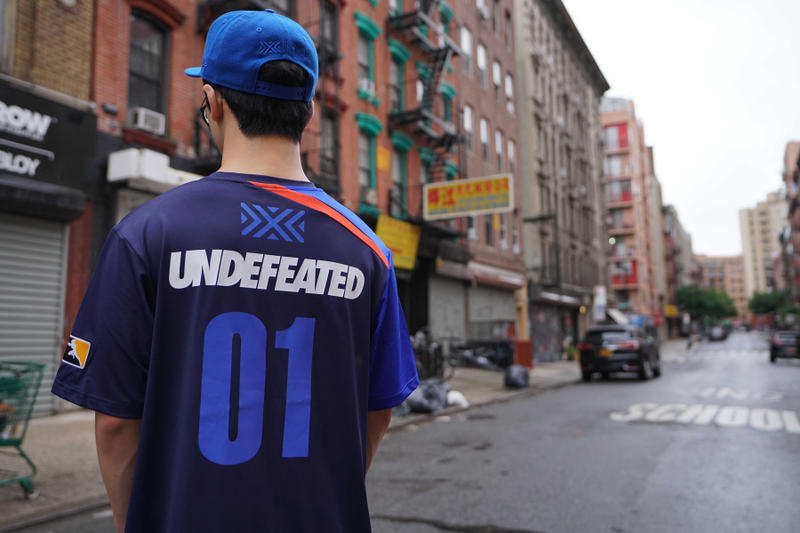 Undefeated eSports New York City Excelsior NYXL Overwatch league finals kits nyc jerseys