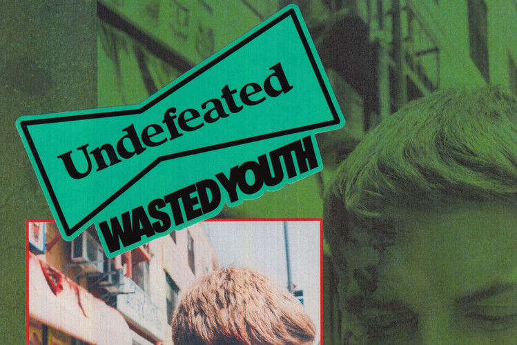 6863fb475b7a UNDEFEATED   Wasted Youth Issue Playful Collaborative Lookbook