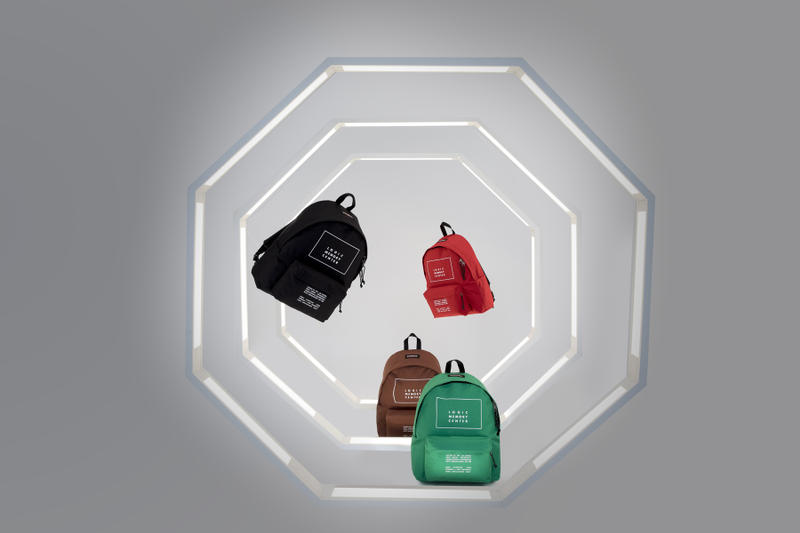 undercover eastpak fall winter 2018 bag backpack collaboration stanley kubrick 2001 space odyssey inspiration buy purchase pre order drop release date info buy black green red