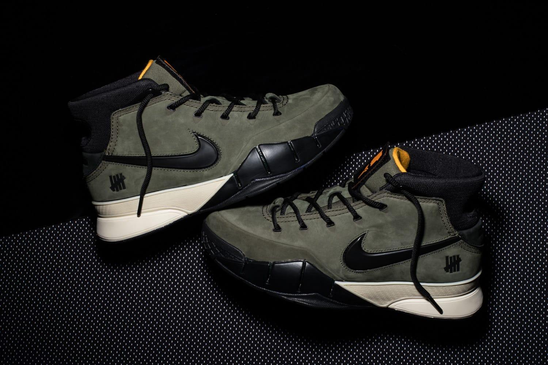 UNDFTD x Nike Zoom Kobe Protro 1