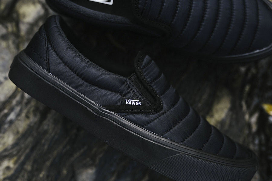 Vans Quilted Pack Release Information