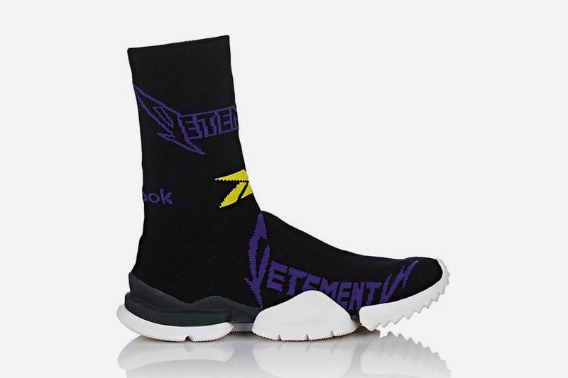 Vetements Reebok Sock Runner New Colorways White Red Yellow Olive Black Burgundy Purple Release Info