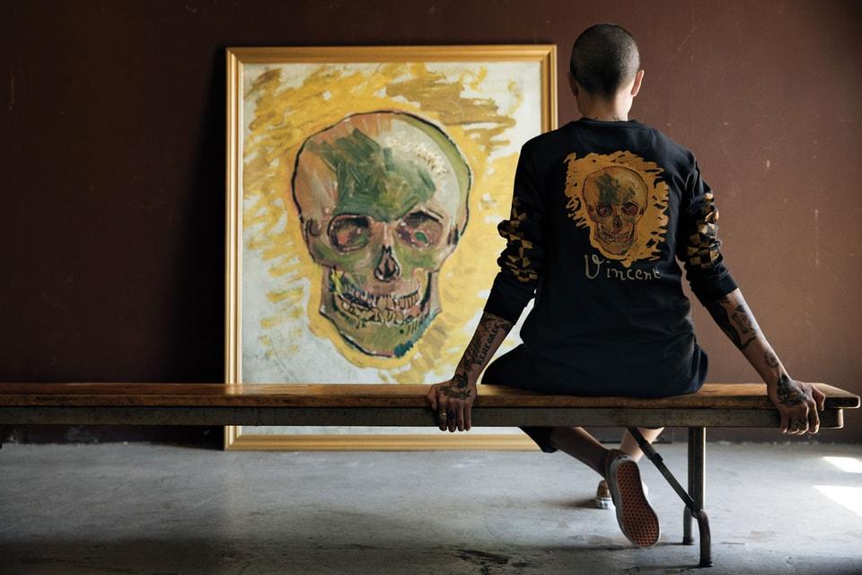 Van Gogh Museum x Vans Release Date   Lookbook  27a12cb56
