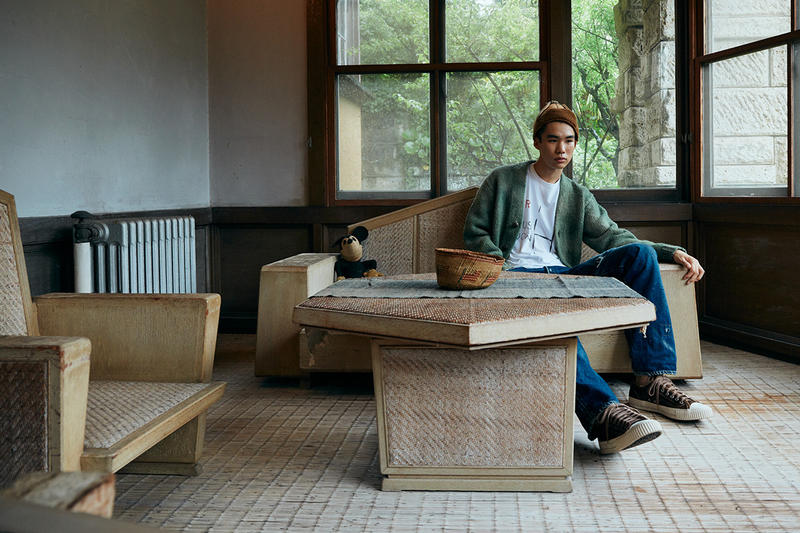 visvim Fall/Winter 2018 2019 Lookbook Fashion Clothing Collection