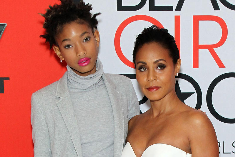 Willow Smith Making New Music Mother Jada Pinkett Smith Will Smith Jaden Smith family wicked wisdom dear father song collaboration track 4 song ep