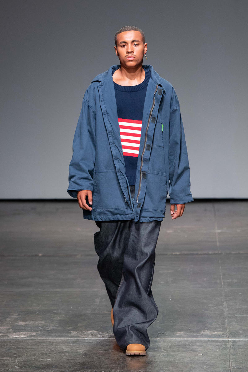 willy chavarria new york runway fashion week spring summer 2019 collection menswear