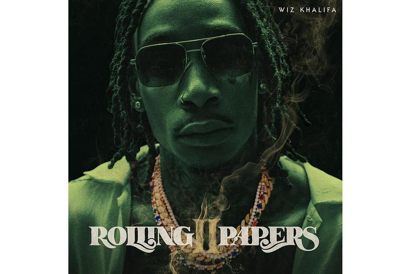 Wiz Khalifa New Album Rolling Papers 2 Swae Lee Snoop Dogg Ty Dolla $ign Gucci Mane PARTYNEXTDOOR taylor gang