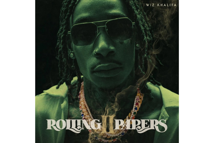 2cb10711c649 Wiz Khalifa Releases New  Rolling Papers 2  Album