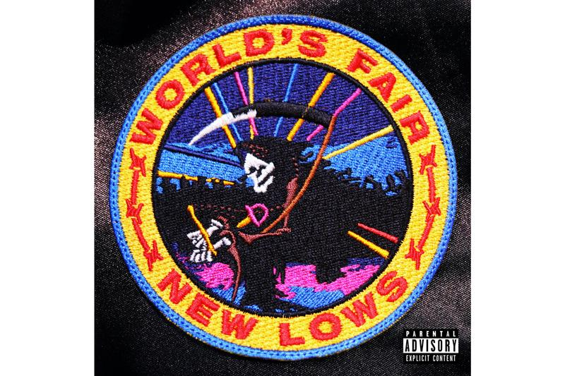World's Fair New Lows Album Remy Banks Jeff Donna Lansky Jones Nasty Nigel Prince SAMO DJ THOTH Cody B. Ware