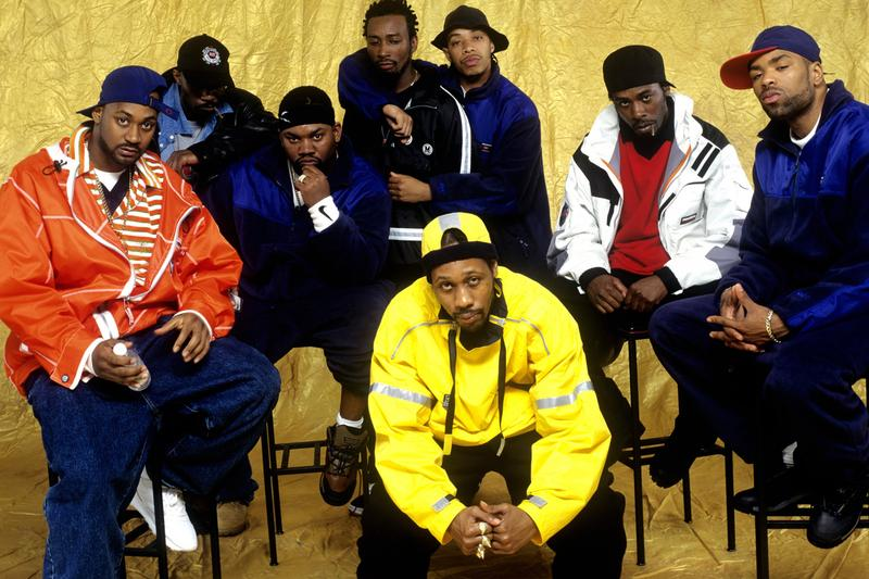 Wu Tang Clan Perform Sydney Opera House