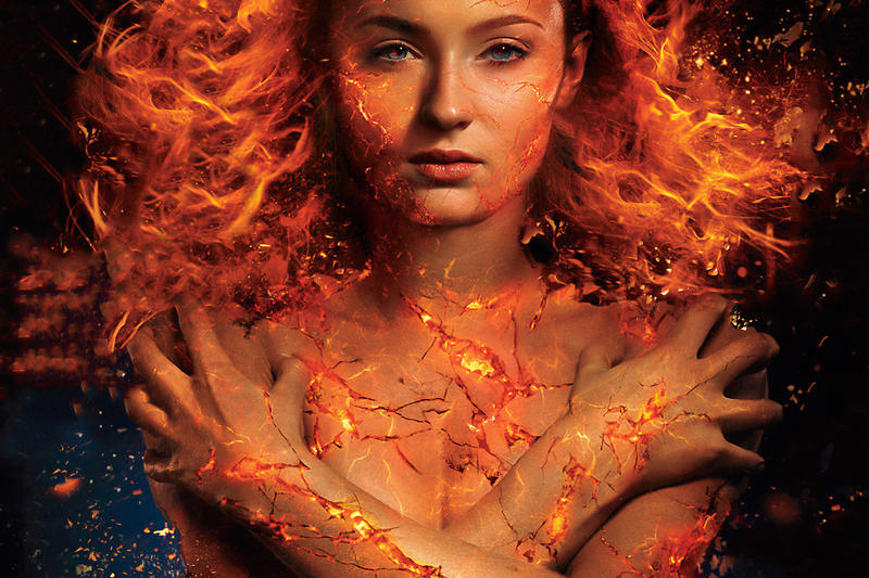 X-Men Dark Phoenix New Mutants 2019 Release Disney Fox Comcast Acquisition Sophie Turner