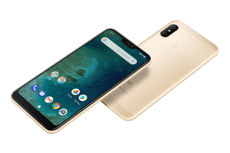 Xiaomi Mi A2 Lite Android Smartphones Phones Purchase Buy Cop