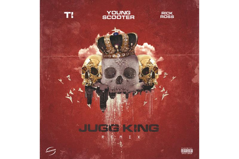 Young Scooter Jugg King Remix with TI Rick Ross