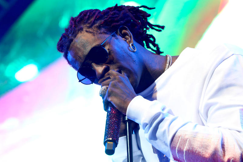 Young Thug Slime Language Chance The Rapper