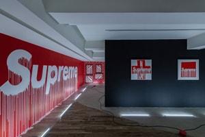Zevs Questions Authority of Supreme & Louis Vuitton in New Exhibit