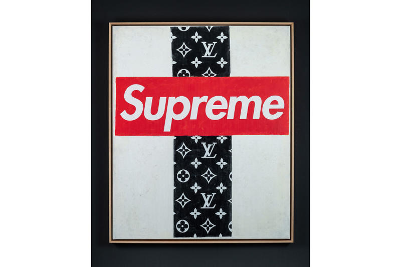 zevs supreme meme over the influence artworks art paintings tags graffiti