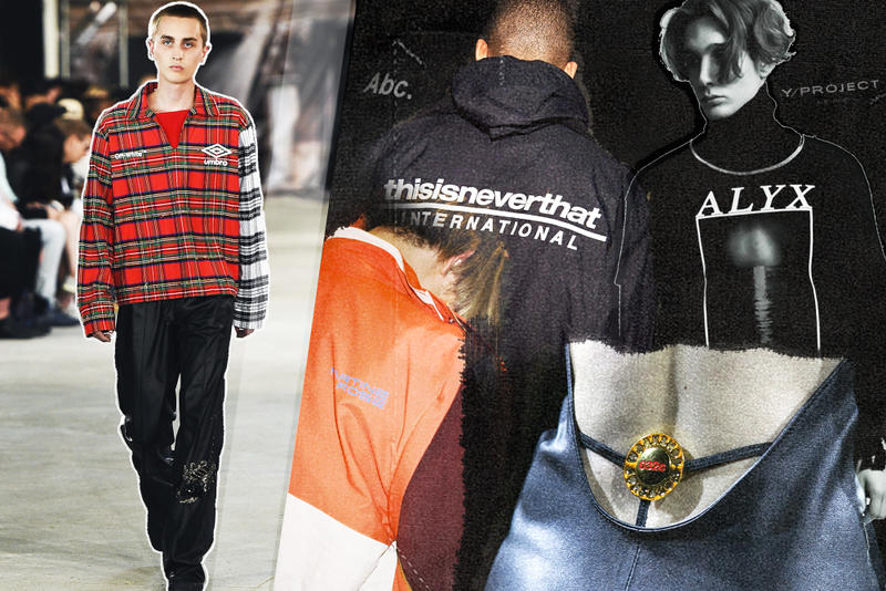 Off-White™ Martine Rose ALYX Y/Project 032c Advisory Board Crystals Streetwear Fashion Brands