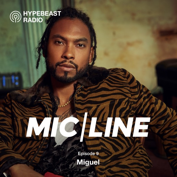 Miguel Sings More Than Just Loves Songs