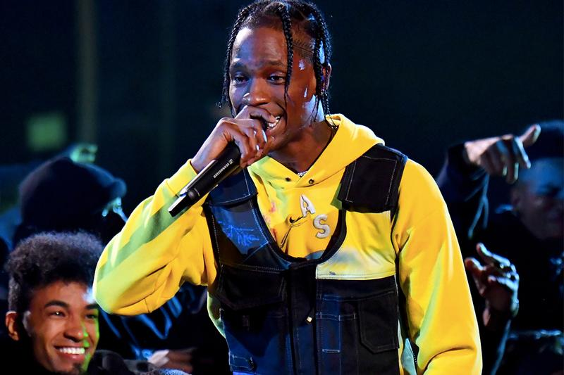 Watch the 2018 MTV VMAs Performances Travis Scott Post Malone Logic Nicki Minaj Ariana Grande Aerosmith
